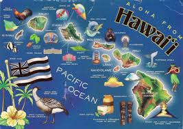 Map Hawaii Hawaii State Maps Usa Maps Of Hawaii Hawaiian Islands Map Usa
