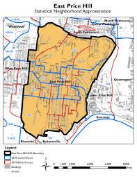 Map Of Cincinnati Price Hill Best Babies Zone
