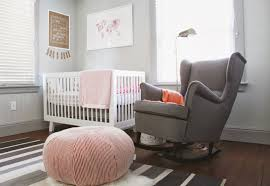 Floor Chair Ikea by Furniture Elegant White Nursery Rocking Chair With White Crib And