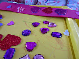 sparkly bow band crafts for kids sunshine whispers