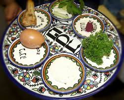 seder meal plate the feast of passover and the seder meal