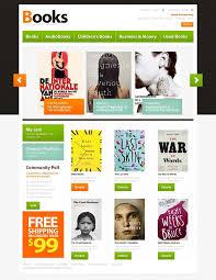 templates for bookshop 15 best magento bookstore templates free premium themes free