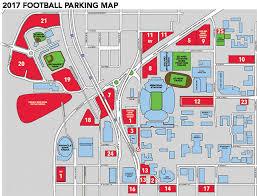 rutgers football parking map 2017 football donor parking huskers com nebraska athletics