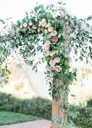 wedding arches flowers colorful rustic chic crimson wedding arch magenta and virginia