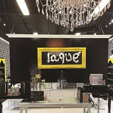 clients get the royal treatment at laqué nail bar business