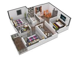 900 sq ft 3 bhk 2t apartment for sale in red ant horizon new town