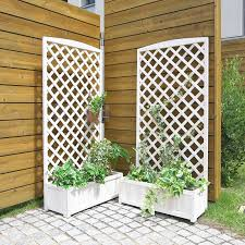 atgarden rakuten global market natural wood with lattice