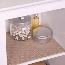 con tact grip taupe shelf drawer liner 12f c6c59 12 the home depot