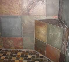 Shower Corner Bench Slate Bathroom Slate Shower 2 Flickr Photo Sharing