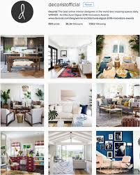 Best Interior Designers by The Best Interior Design Accounts To Follow On Instagram