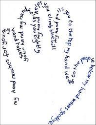pattern poem definition exles of concrete poems