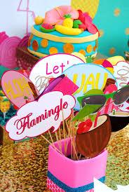 luau party luau party luau photo props flamingo printables flamingo