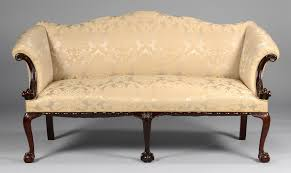 chippendale sofa sofa wiener regulator chippendale style chairs antique