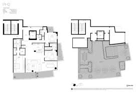 quantum on the bay floor plans marea blackstone international realty