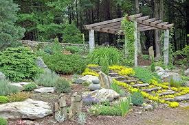 Rock Garden Cground Ground Cover Rock Garden Bedrock Gardens Rock Garden Groundcover