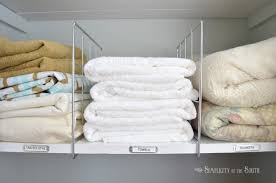 linen closet organization small home big ideas simplicity in