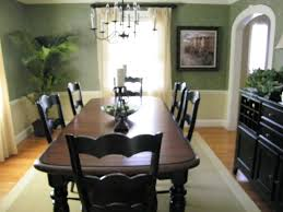 home decorators chairs maison decor black paint updates a traditional dining room