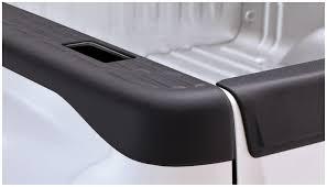 Dodge Dakota Truck Bed Cap - chevrolet oe style ultimate bedrail cap oe matte black 49520