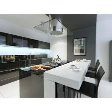 hauteur ilot central cuisine hauteur de bar cuisine meuble bar comptoir hauteur meuble bar