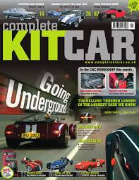 complete kit car magazine january 2007 sample by performance