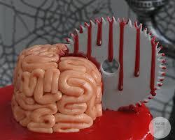 gory halloween cakes red velvet cake