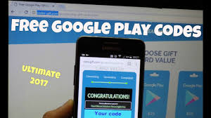 free play store gift cards how to get free play gift card codes generator tutorial