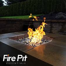 amazon com fire pit essentials 10 pounds blended fire glass for