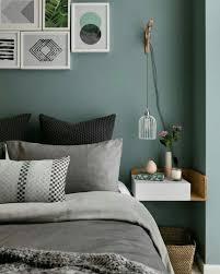 chambre noir et vert 1001 idées déco charmantes pour adopter la nuance vert céladon