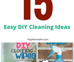 cleaning ideas cleaning frugal focus