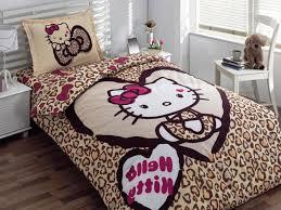 hello kitty wall art o twin bedding set walmart bedroom decor