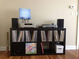 Vinyl Record Bookcase What To Know Before Starting A Record Collection The Record