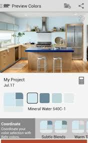 kitchen cabinet color simulator 10 paint color app options every diyer should bob vila