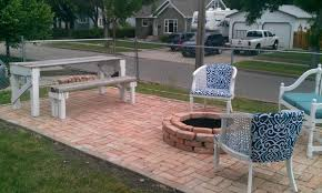 fire pit sand lovely laying patio stones in sand on boxed basketweave paver