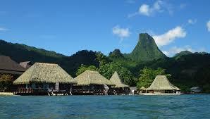 club bali hai moorea hotel overwater bungalows tahiti french