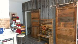 how to make a barn door to bring countryside nuance inside your