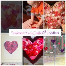 valentine u0027s day toddler crafts