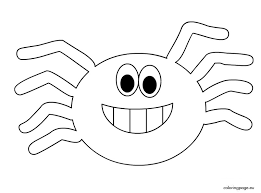 Spider Color Pages Top 78 Spider Coloring Pages Free Coloring Page by Spider Color Pages