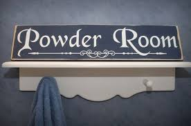 Powder Room Signs Home Home Decor Gifts And Wooden Signs Archives Site Scribblin U0027 Sisters
