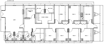 doctor office floor plan wilkins builders modular buildings healthcare and medical offices