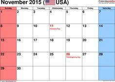 feel free to november 2015 calendar printable and