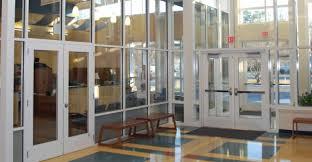 entry vestibule door entry security new techniques help schools manage facility