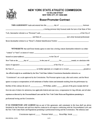 fight contract template fill online printable fillable blank