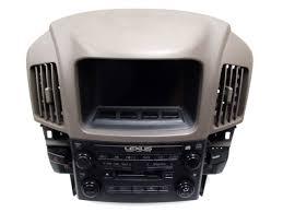 lexus rx300 navigation dvd lexus rx300 premium sound system radio stereo tape player climate