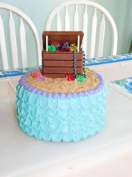 clever crafty cookin u0027 mama mermaid treasure cake
