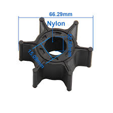 aliexpress com buy carbole impeller for yamaha 6hp 8hp 2 stroke