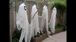 Scary Halloween Door Decorations by Great Diy Ideas For Halloween Decoration Youtube