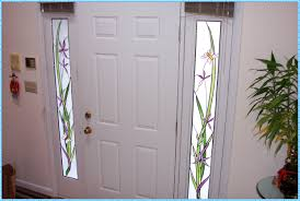 attractive sidelight window treatments home decorations ideas