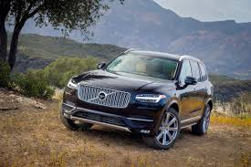 volvo suv volvo xc90 a luxury heavyweight with mind blowing seats cars