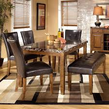 bench seat table set dining table dining table set bench seat