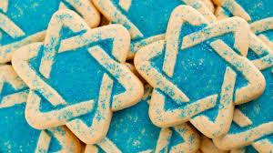 chanukah cookies eat it hang it chanukah cookie ornaments grandparents
